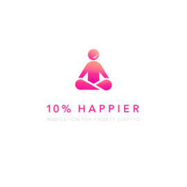 10% Happier logo