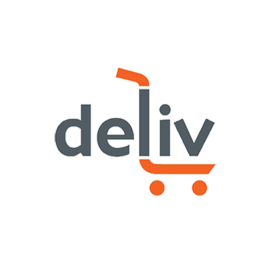 Deliv logo